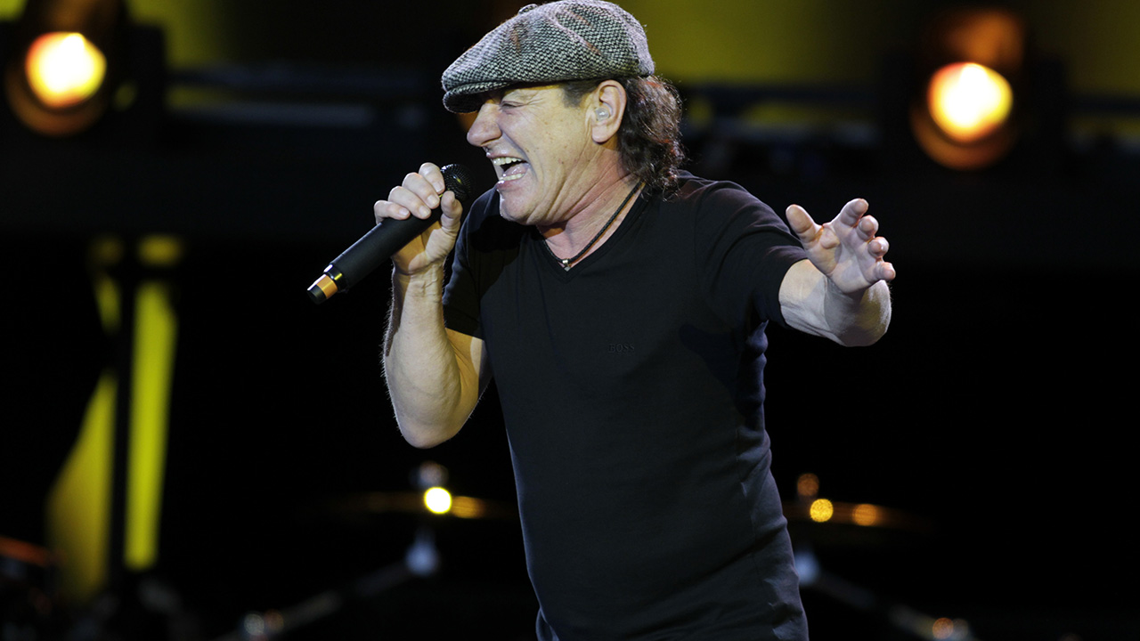 """AC/DC are """"absolutely going to tour"""" again with Brian Johnson"""