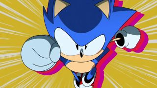 Sonic animated series Netflix