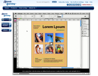 Video Tutorial: Saving Documents for Earlier Versions of InDesign