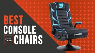 Gaming chair for PS4 and Xbox One guide: get comfy whatever your console-setup