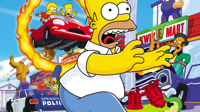 The best Simpsons video games ever | GamesRadar+