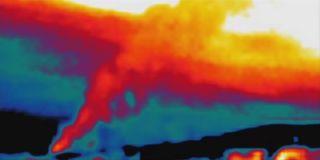 giant methane leak