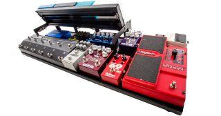 Two Tier Pedalboard : waggi announces new two tier pedalboard line guitarworld ~ Russianpoet.info Haus und Dekorationen