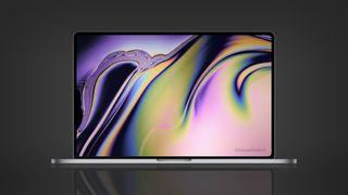 MacBook Pro 16 M1X Concepto