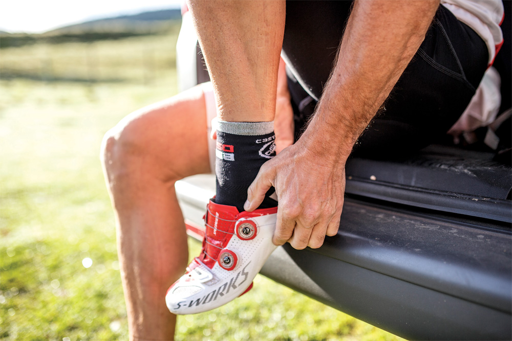 Injury Prevention Foot Pain Cycling Weekly