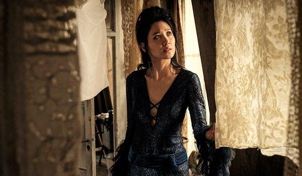 Claudia Kim's Nagini in Fantastic Beasts: The Crimes of Grindelwald
