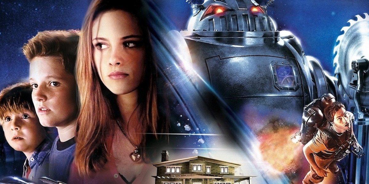 Zathura movie poster , directed by Jon Favreau in 2005