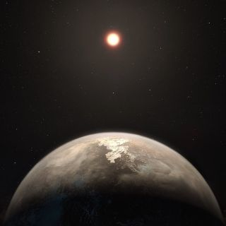Conditions for life on planets in the Milky Way seem to be rare.