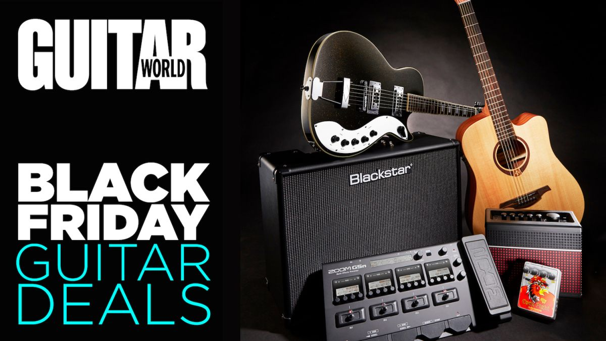 Black Friday Guitar Deals 2020 These Epic Deals Are Still Live Guitar World