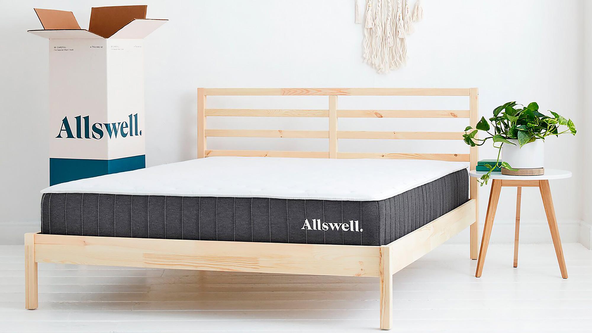 Best mattress: Allswell Hybrid Mattress