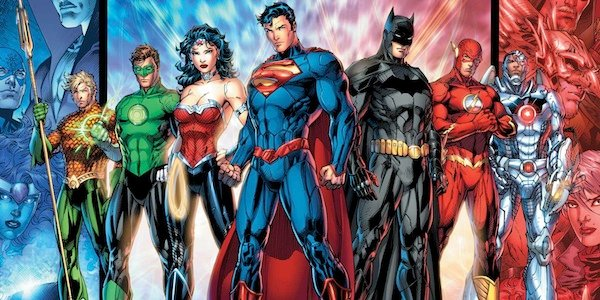 DC Comics Is Pushing For A Ton Of Movies Over The Next Few Years