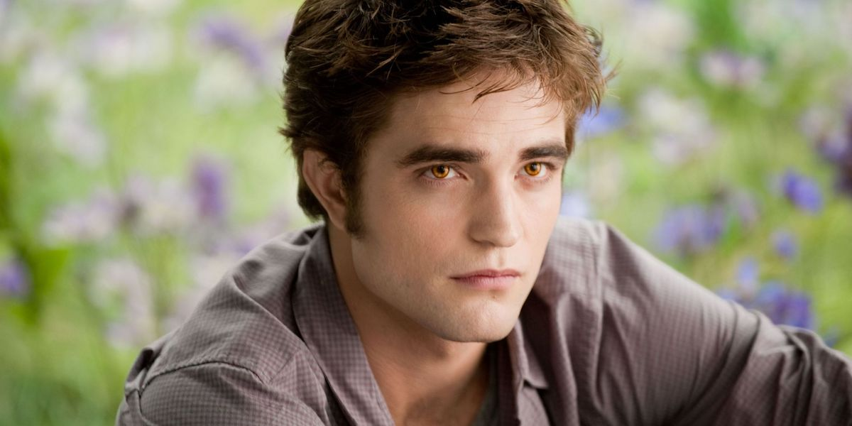 Edward Cullen in Eclipse