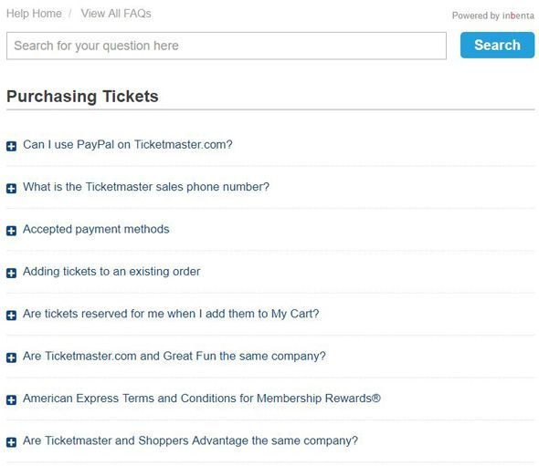 Ticketmaster Online Concert Tickets Review - Pros and Cons