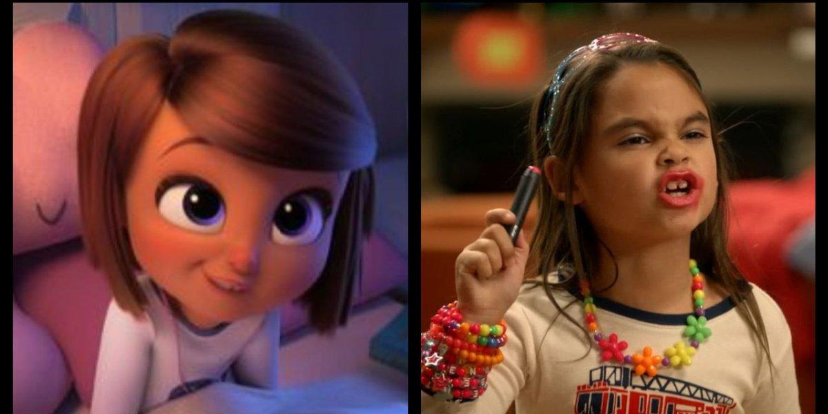 Ariana Greenblatt plays Tabitha Templeton in The Boss Baby: Family Business.