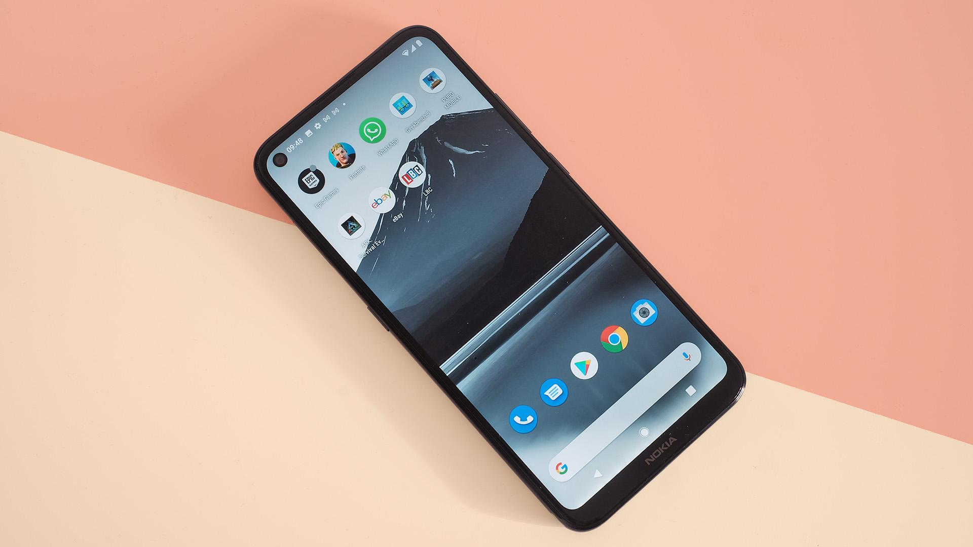 Nokia 3 4 Review Techradar