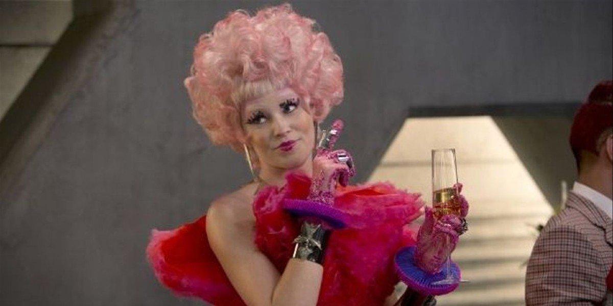 Elizabeth Banks in Hunger Games