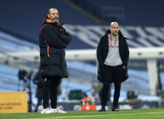 Manchester City v Wolverhampton Wanderers – Premier League – Etihad Stadium