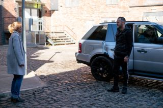 Coronation Street spoilers: Harvey knows Leanne Battersby grassed him up!