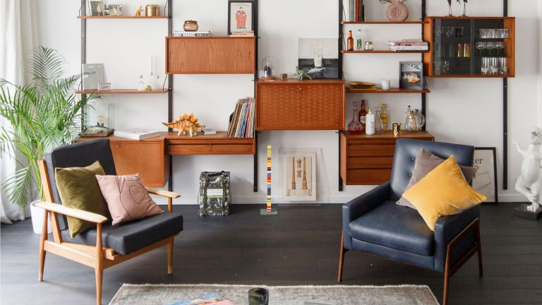 70s inspired living room by made.com