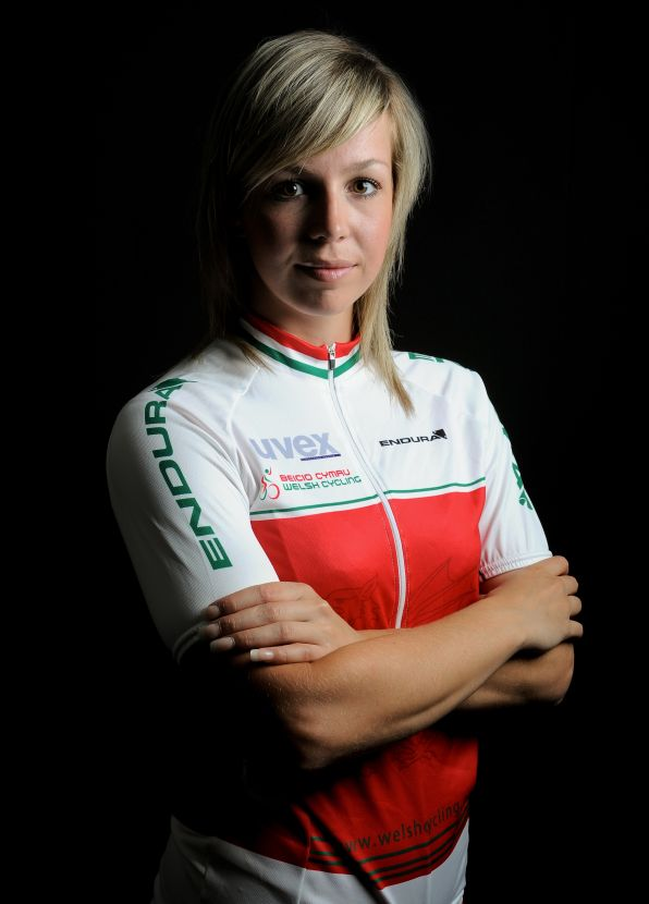 Becky James Team Wales