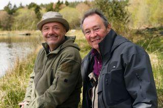 Mortimer and Whitehouse: Gone Fishing - Bob Mortimer and Paul Whitehouse in season 4