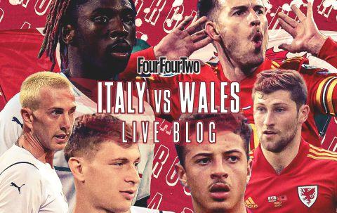 Italy Wales Euro 2020 liveblog
