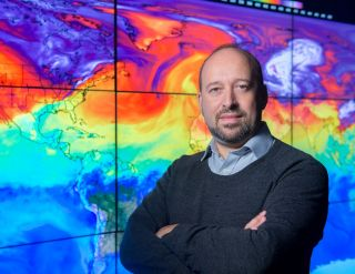 Gavin Schmidt will serve as acting senior climate advisor at NASA.
