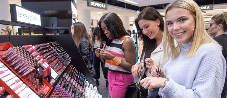 Sephora Opening at Kaufhof Beauty World