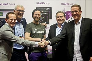 KLANG:technologies Partners with Group One