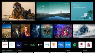 LG Electronics' webOS 6.0