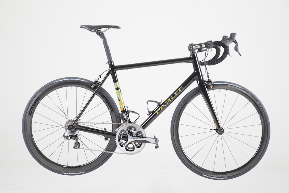 Parlee Z-Zero Custom review - Cycling Weekly