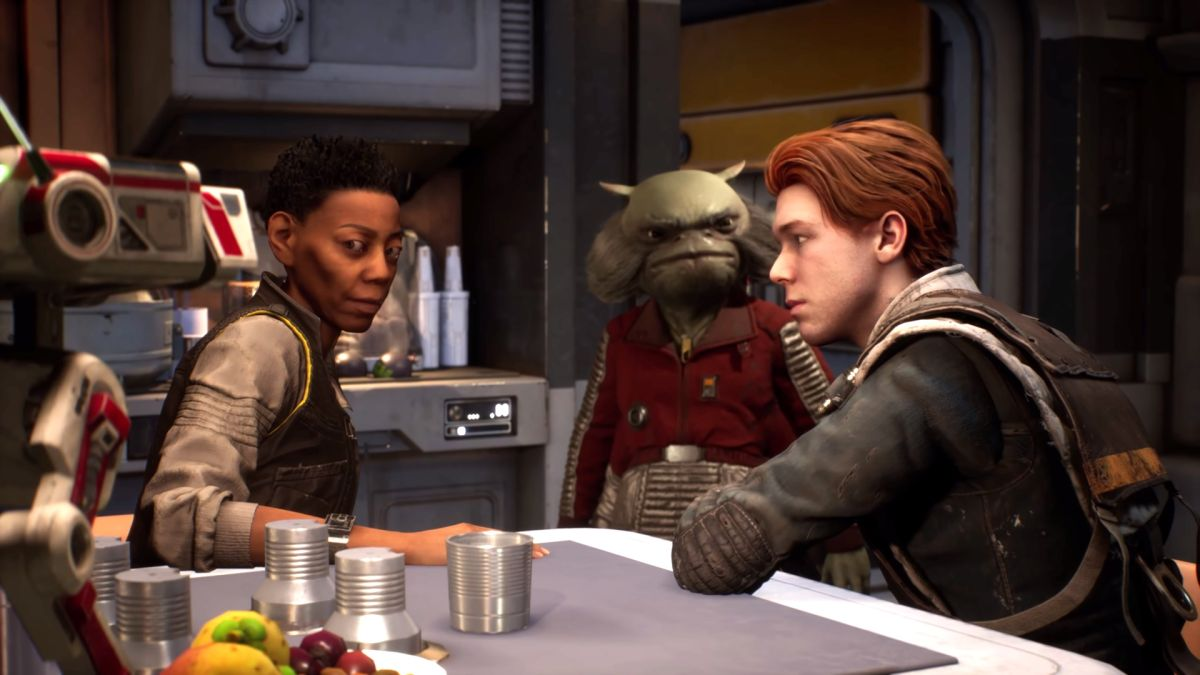 Watch the latest Star Wars Jedi: Fallen Order story trailer from Force Friday