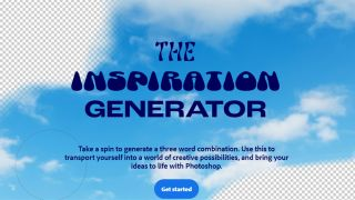 Adobe Inspiration Generator