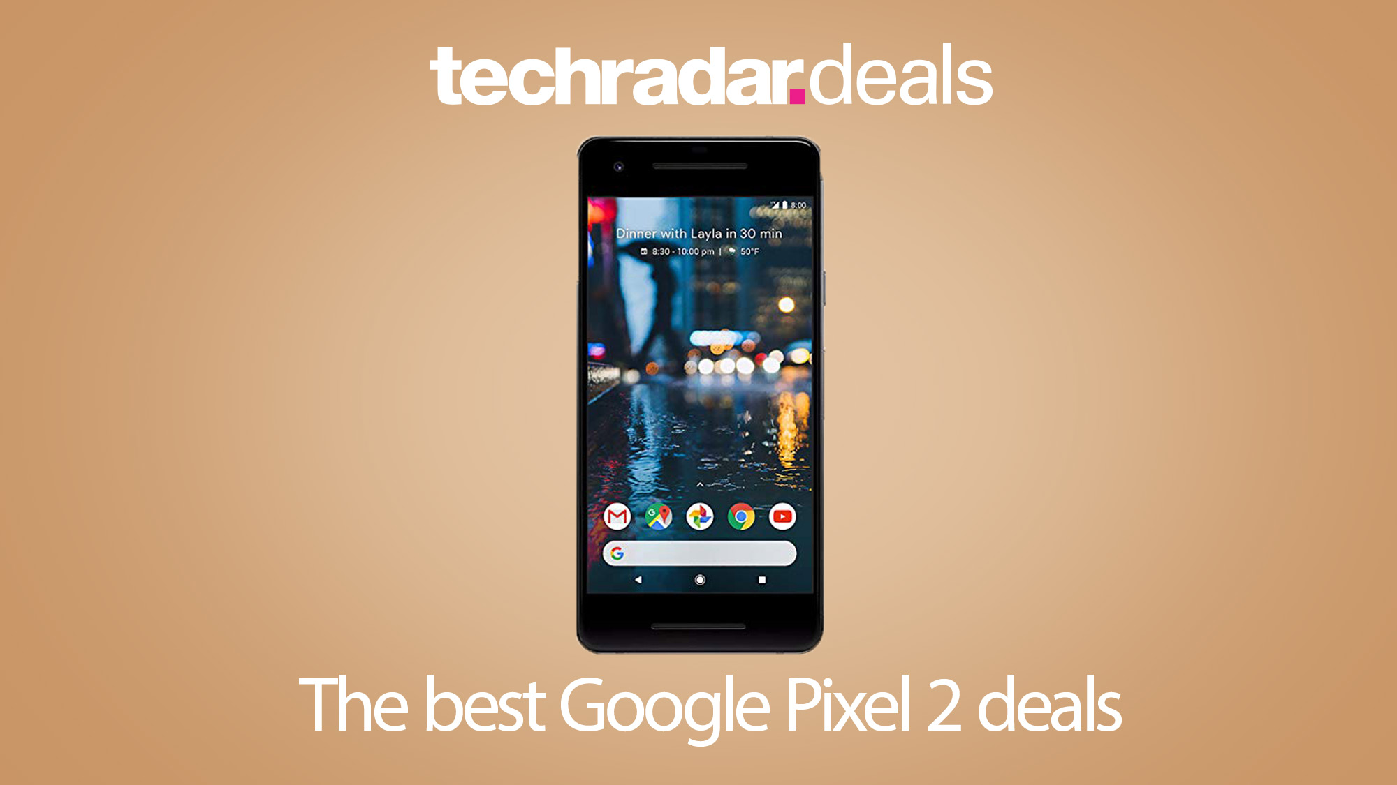 The best Google Pixel 2 and Pixel 2 XL deals in September