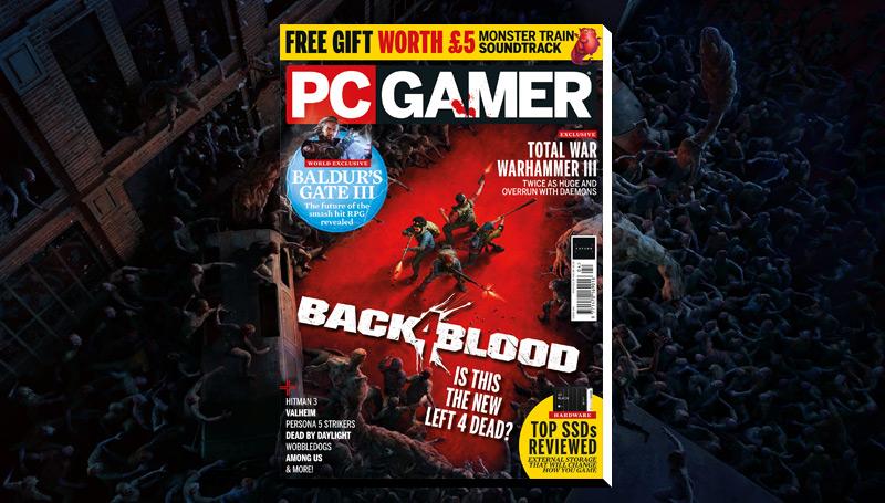PC Gamer UK April issue: Back 4 Blood
