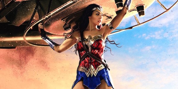 Wonder Woman promotional image