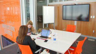 The Watt Family Innovation Center Meets the Needs of Digitally Savvy Students
