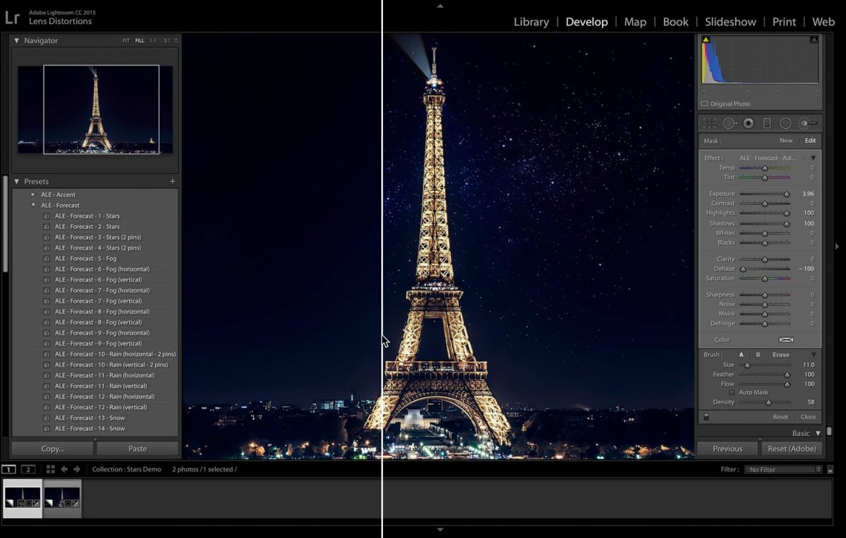 25 premium Lightroom presets and plugins for serious