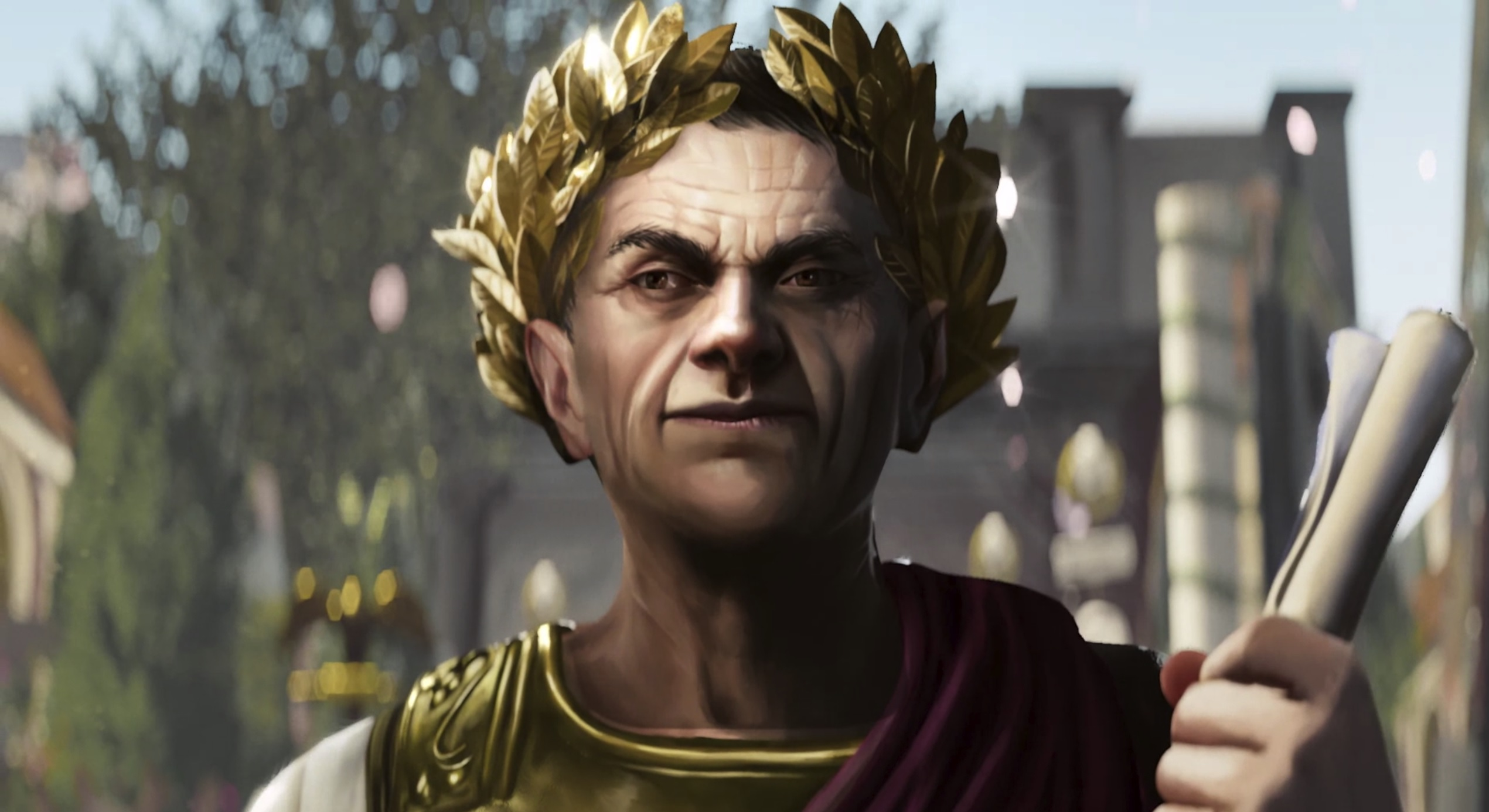 Imperator: Rome's map has already been turned into Middle-earth | PC