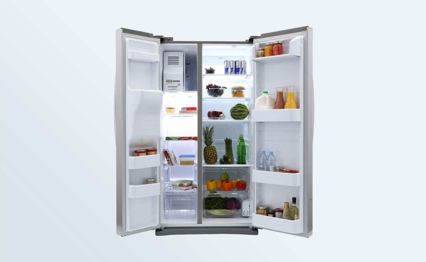 Best Side-by-Side Refrigerators 2019 - Fridge/Freezer
