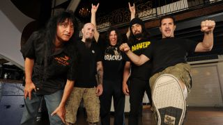 Anthrax, 2011