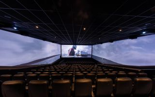 ScreenX at Cineworld Greenwich O2