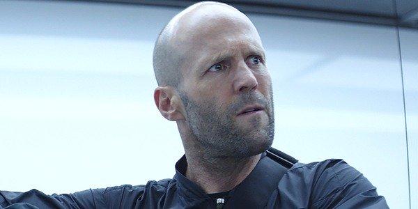 Jason Statham looks confused as Deckard Shaw