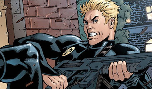 Nemesis from DC Comics