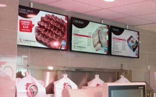 Digital Signage Transforms The Traditional Butcher