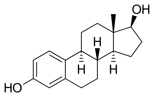 chemical symbol for estradiol
