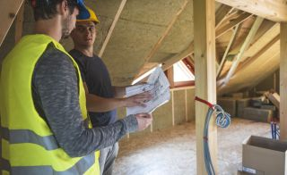 Insulation improvements on Green Homes Grant