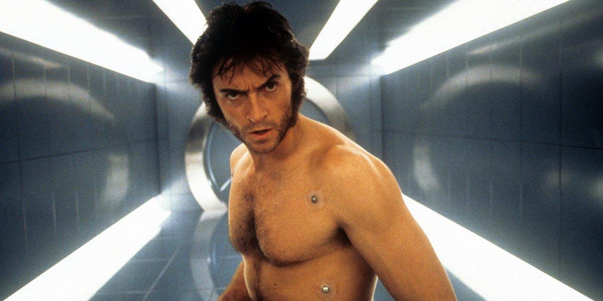 Hugh Jackman in X-Men