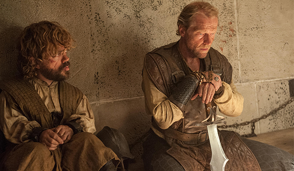 game of thrones tyrion ser jorah