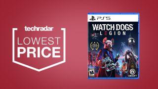 PS5 deals sales cheap games Watch Dogs Legion